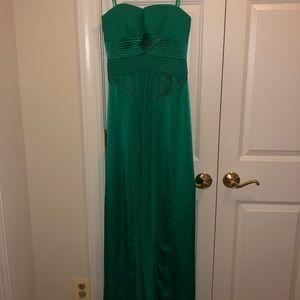 Never Worn BCBG prom dress!!